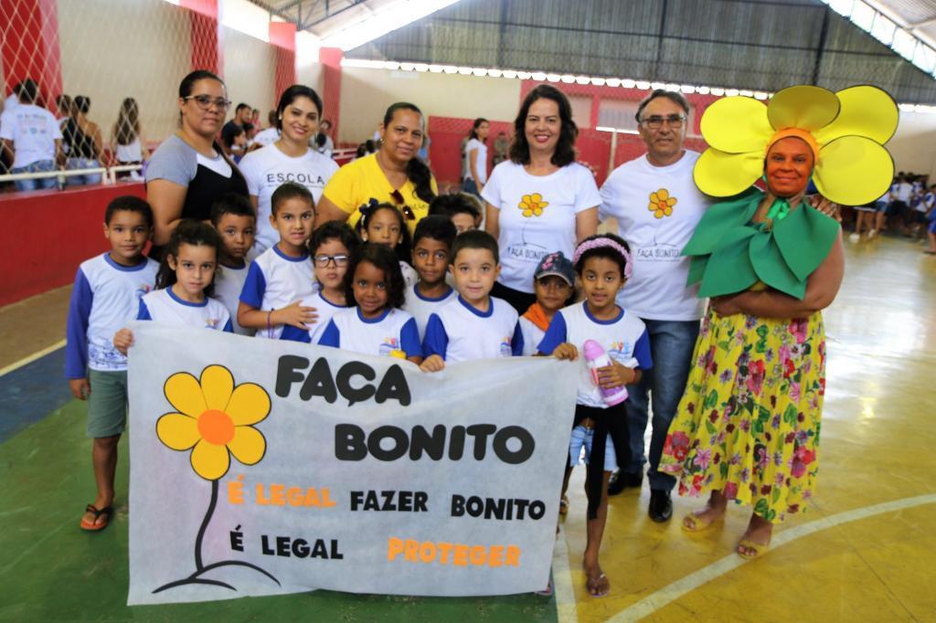 FAÇA BONITO!